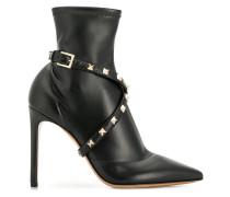 Garavani Studwrap boots