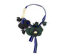 'Floral Web' Halskette