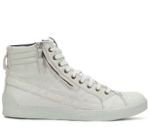 'D-Velows Mid Lace' High-Top-Sneakers