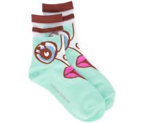 Socken mit Print