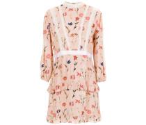 Lorain short printed dress
