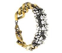 Vergoldetes 'Optical Memento' Armband