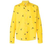 Smelly Cat poplin shirt