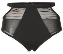 sheer panel Finn bikini bottom