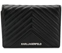 K/Klassik quilted wallet