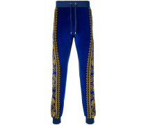 baroque track pants
