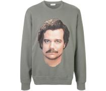 Sweatshirt mit Escobar-Print
