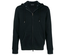 basic hooded jacket
