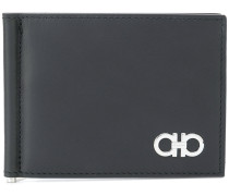 Portemonnaie mit Gancio-Schnalle