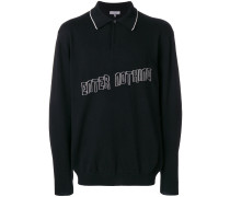 'Enter Nothing' Pullover