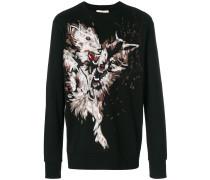 printed design sweatshirt - Unavailable