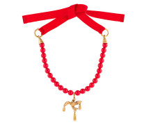 Garavani Halskette mit Perlen