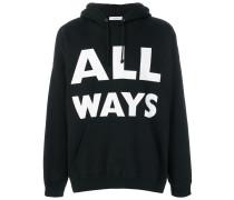 'All Ways' Kapuzenpullover