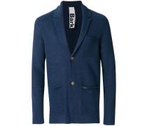 notched collar blazer