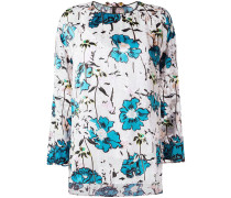 Florale Bluse