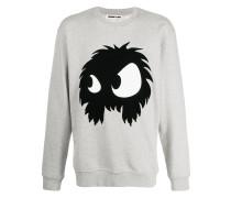 Monster cotton sweatshirt