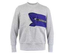 Sweatshirt mit Cut-Out