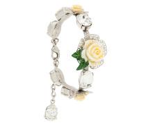 Rosen-Armband mit Kristallen