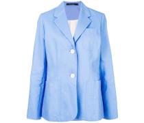 loose-fit blazer