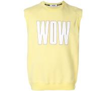 Ärmelloses Sweatshirt