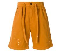 'Paint Splatter' Shorts