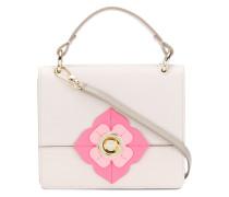 floral detail handbag