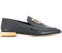 Loafer mit Gancio-Detail