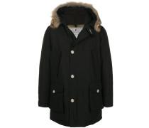 'Arctic' Mantel mit Faux Fur