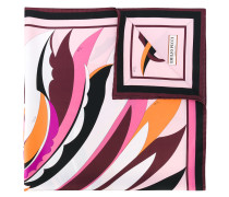 """Seidenschal mit """"Fiore Maya""""-Print"""
