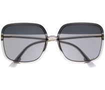 'So Stella' Oversized-Sonnenbrille