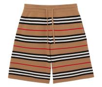 Merino-Shorts mit Kordelzug
