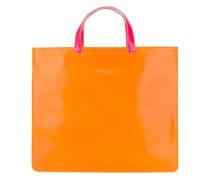 Neonfarbener Shopper