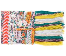 Schal mit Fair-Isle-Muster