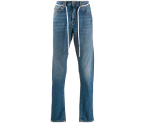 Jeans mit Kordelzug