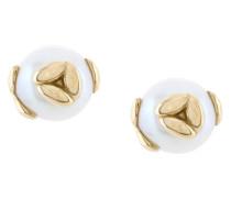 'Pearl Rice' Goldohrstecker mit Perlen