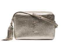 Gold Monogram Lou camera bag