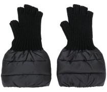 Handschuhe mit Daunenfutter