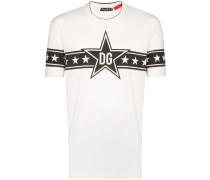 "T-Shirt mit ""DG Sterne""-Print"