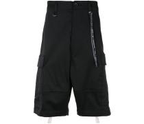 Cargo-Shorts mit Bändern