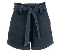 Shorts mit Knotenverschluss