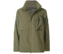 Military-Jacke mit Oversized-Design