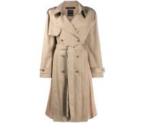 'Burlywood' Oversized-Trenchcoat