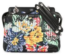 'Dotcom' Handtasche mit Blumenmotiv