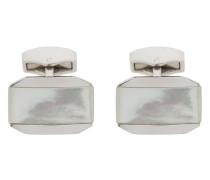 quartz stone cufflinks