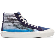 x Ralph Steadman High-Top-Sneakers