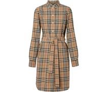 Kleid mit Vintage-Check