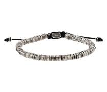 Silberarmband mit Scheiben-Anhängern