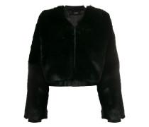 'Faux Fur Jacket'