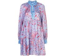 'Jasmine' Kleid mit Dschungel-Print