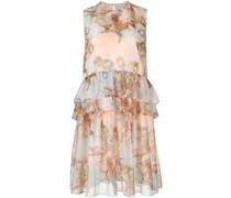 'Mariana' Kleid mit Engel-Print